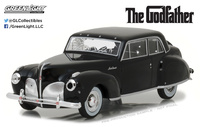 "Lincoln Continental Tiroteado ""El Padrino"" (1941) Greenlight 1/43"