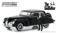 Lincoln Continental con Figura de Don Corleone (1941) Greenlight 1/43