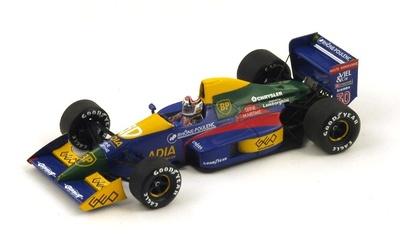 """Lola LC89 """"GP. España"""" nº 30 Philippe Alliot (1989) Spark 1:43"""