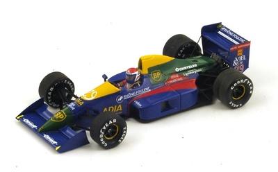 "Lola LC89 ""GP. Francia"" nº 29 Eric Bernard (1989) Spark 1:43"