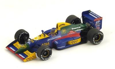 """Lola LC89 """"GP. Portugal"""" nº 29 Michele Alboreto (1989) Spark 1:43"""