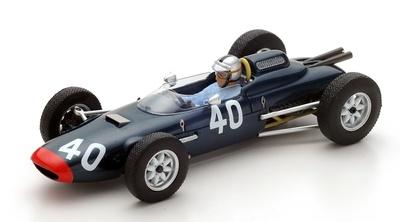 "Lola MK4 ""GP. Italia"" nº 40 Mike Hailwood (1963) Spark 1:43"