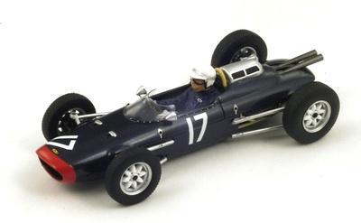 """Lola Mk4A """"GP. Mónaco"""" nº 17 Maurice Trintignant (1963) Spark 1:43"""