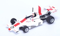 "Lola T370 ""GP. Argentina"" n°27 Guy Edwards (1974) Spark 1:43"