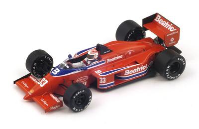 "Lola THL1 ""GP. Europa"" n°33 Alan Jones (1985) Spark 1:43"