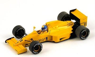 """Lotus 102 """"GP. Bélgica"""" nº 11 Derek Warwick (1990) Spark 1/43"""