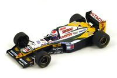 """Lotus 109 """"GP. Europa"""" nº 11 Eric Bernard (1994) Spark 1:43"""