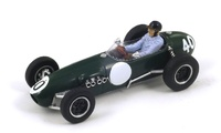 "Lotus 12 ""4º GP. Bélgica"" nº 40 Cliff Allison (1958) Spark 1:43"
