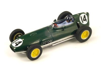 """Lotus 16 """"GP Holanda"""" nº 14 Graham Hill (1959) Spark 1/43"""