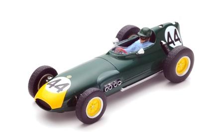 "Lotus 16 ""GP. Mónaco"" nº 44 Bruce Halford (1959) Spark 1:43"