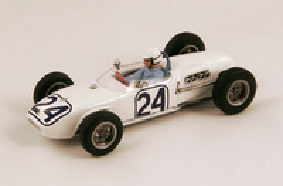 """Lotus 18 """"GP USA"""" nº 24 Jim Hall (1960) Spark 1:43"""