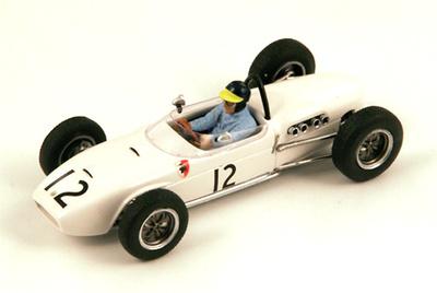 "Lotus 18 ""GP. Bélgica"" nº 12 Lucien Bianchi (1961) Spark 1:43"