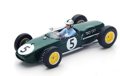 "Lotus 18 ""GP. Holanda"" nº 5 Alan Stacey (1960) Spark 1:43"