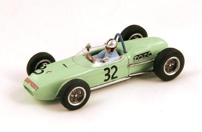 "Lotus 18 ""GP. Mónaco"" nº 32 Cliff Allison (1961) Spark 1:43"