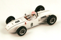 "Lotus 18 ""GP. Mónaco"" nº 8 Michael May (1961) Spark 1:43"