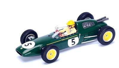 "Lotus 24 ""2º GP: Holanda"" nº 5 Trevor Taylor (1962) Spark 1:43"