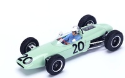 """Lotus 24 """"GP. Alemania"""" nº 20 Jim Hall (1963) Spark 1:43"""