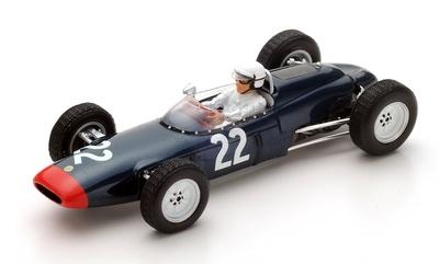 """Lotus 24 """"GP. México"""" nº 22 Hap Sharp (1963) Spark 1:43"""