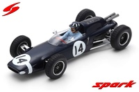 "Lotus 24 ""GP. Suecia "" nº 14 Graham Hill (1962) Spark 1/43"