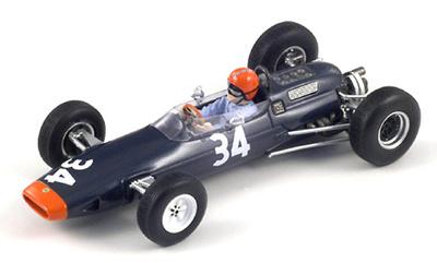 "Lotus 25 BRM ""GP. Francia"" nº 34 Chris Amon (1964) Spark 1/43"