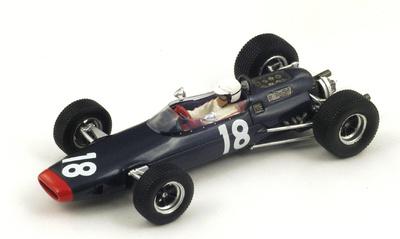 """Lotus 25 BRM """"GP. Holanda"""" 1967 nº 18 Chris Irwin (1967) Spark 1:43"""