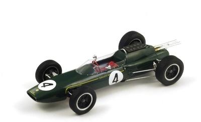 """Lotus 25 """"GP Holanda"""" nº 4 Jim Clark (1962) Spark 1:18"""