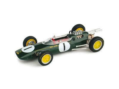"Lotus 25 ""GP. Bélgica"" nº 1 Jim Clark (1963) Brumm 1/43"
