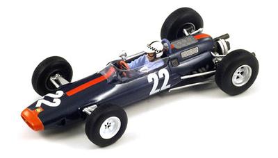 """Lotus 25 """"GP. Bélgica"""" nº 22 Innes Ireland (1965) Spark 1/43"""