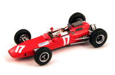 "Lotus 25 ""GP. Gran Bretaña"" nº 17 Mike Spence (1966) Spark 1:43"