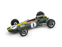 "Lotus 33 ""GP. Alemania"" nº 1 Jim Clark (1965) Brumm 1:43"