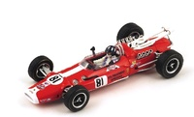 "Lotus 42F ""Indy 500"" nº 81 Graham Hill (1967) Spark 1:43"