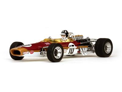 "Lotus 49 ""GP. España"" nº 10 Graham Hill (1968) Quartzo 1:18"