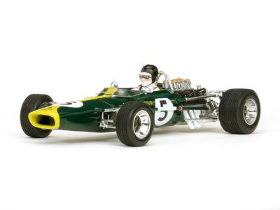 "Lotus 49 ""GP. Holanda"" nº 5 Jim Clark (1967) Quartzo 1/18"