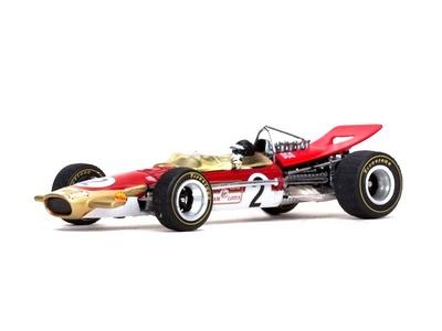 "Lotus 49B ""GP. Bélgica"" nº 2 Jackie Oliver (1968) Quartzo 1/43"