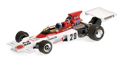 "Lotus 72 ""GP. Gran Bretaña"" nº 29 Dave Charlton (1972) Minichamps 1:43"