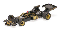 "Lotus 72 ""GP. Italia"" nº 6 Emerson Fittipaldi (1972) Minichamps 1:43"