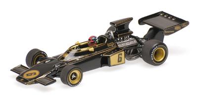 """Lotus 72 """"GP. Italia"""" nº 6 Emerson Fittipaldi (1972) Minichamps 1:43"""