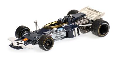 "Lotus 72 ""GP. México"" nº 14 Graham Hill (1970) Minichamps 1:43"