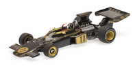"Lotus 72 ""GP. USA"" nº 11 Dave Walker (1972) Minichamps 1:43"