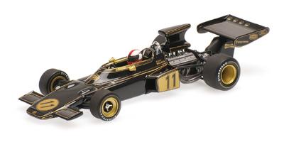 "Lotus 72 ""GP. USA"" nº 11 Dave Walker (1972) Minichamps 1:43"