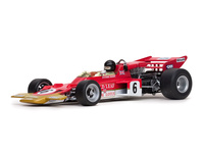 "Lotus 72C ""GP. Austria"" nº 6 Jochen Rindt (1970) Quartzo 1:18"