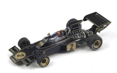 "Lotus 72D ""1º GP. Argentina"" nº 2 Emerson Fittipaldi (1973) Spark 1:43"