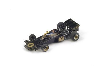 "Lotus 72D ""1º GP. España"" nº 5 Emerson Fittipaldi (1972) Spark 1:43"
