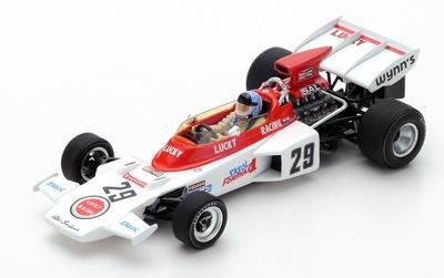"Lotus 72D ""GP. Gran Bretaña"" 29 Dave Charlton (1972)  Spark 1:43"