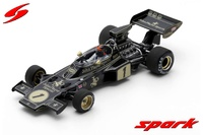 "Lotus 72E ""1º GP España"" nº 1 Emerson Fittipaldi (1973) Spark 1/43"