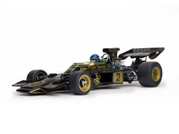 "Lotus 72E ""1º GP. Italia""  nº 2 Ronnie Peterson (1973) Quartzo 1:18"