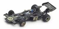 "Lotus 72E ""GP. Francia"" nº 2 Ronnie Peterson (1973)  Spark 1:43"