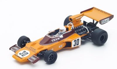 "Lotus 72E ""GP. Sudáfrica""1974 nº 30 Paddy Driver (1974) Spark 1/43"