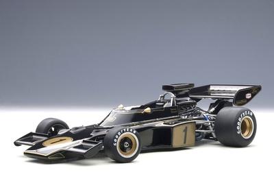 Lotus 72E nº 1 Emerson Fittipaldi (1973) Autoart 1/18