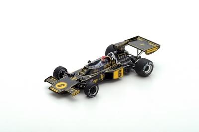 """Lotus 72F """"GP. Italia"""" nº 6 Jim Crawford (1975) Spark 1:43"""